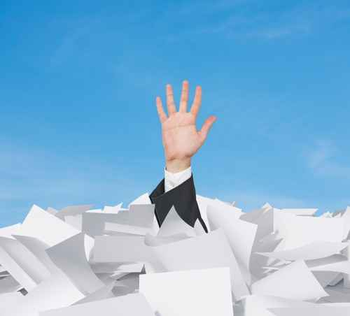 Get Unstressed – Organization tips to get you ready to file your taxes